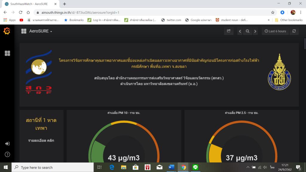 screenshot PM2.5