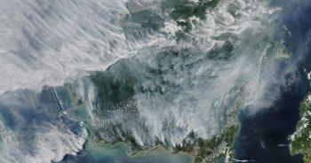 Indonesia fire smog