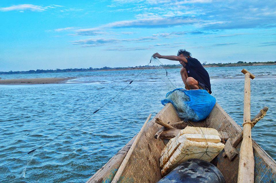 ผู้เชี่ยวชาญชี้ แม่น้ำโขงสีคราม ส่งสัญญาณเตือนไทยเสียดินแดน
