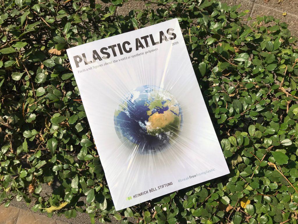 หนังสือ Plastic Atlas